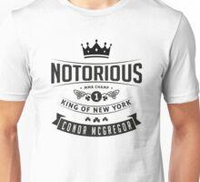 McGregor - King of New York Unisex T-Shirt
