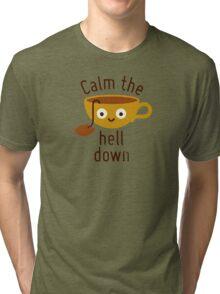Tea Cup Tri-blend T-Shirt