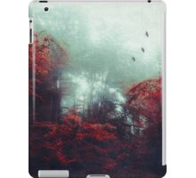 Barrier - enchanted Forest iPad Case/Skin