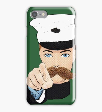 Your Country Needs You! iPhone Case/Skin