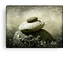 Balanced 2 Canvas Print