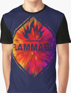 Flammable 1 Graphic T-Shirt
