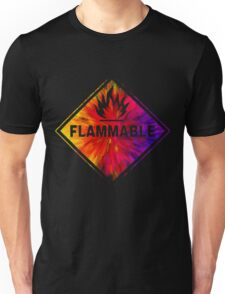 Flammable 1 Unisex T-Shirt