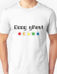 Doogy Rev! Adventure game quote Unisex T-Shirt