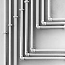 Pipes in pattern 2 by William Fehr