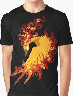 Moltres Legendary bird Graphic T-Shirt