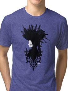 The world traveller  Tri-blend T-Shirt