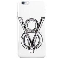 V8 Logo iPhone Case/Skin