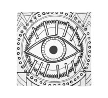 All Seeing Eye - Mono Scarf