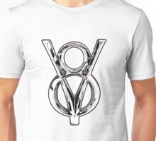 V8 Logo Unisex T-Shirt