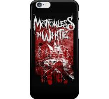 Motionless In White - This Place Is Haunted iPhone Case/Skin