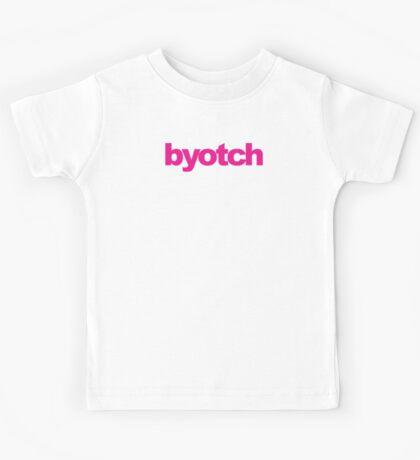 Mean Girls - Byotch Kids Tee