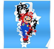 Destruct Mario Poster