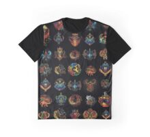 Major Secrets of Dragons Graphic T-Shirt