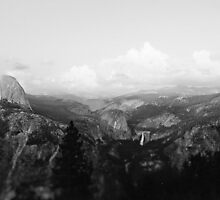 Yosemite x Glacier Point by Leah Flores