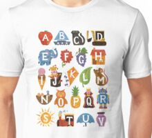 ABC Blocks Unisex T-Shirt