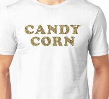 Candy Corn Cute Halloween Shirt Unisex T-Shirt