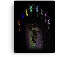 Eevee Lights Canvas Print