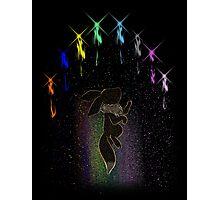 Eevee Lights Photographic Print