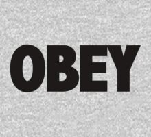 They Live OBEY One Piece - Short Sleeve