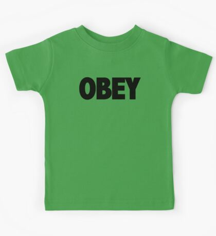 They Live OBEY Kids Tee