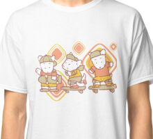 3 Brothers Kids Classic T-Shirt
