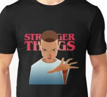 Eleven - Scary Stranger Things Unisex T-Shirt