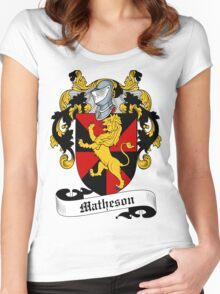 Matheson  Women's Fitted Scoop T-Shirt