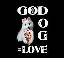 ✿♥‿♥✿GOD AND DOG = LOVE THROW PILLOW✿♥‿♥✿ by ╰⊰✿ℒᵒᶹᵉ Bonita✿⊱╮ Lalonde✿⊱╮