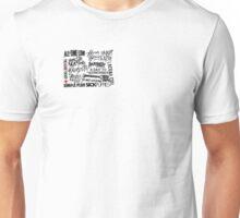 Band Logos Unisex T-Shirt