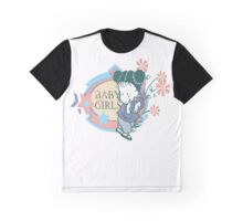 Baby Girls Graphic T-Shirt