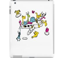 Animal Air Kids iPad Case/Skin