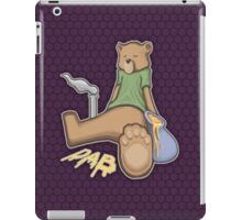 Bear Dab iPad Case/Skin