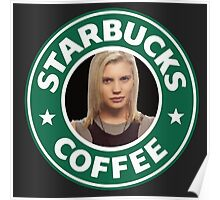 Starbucks Coffee Poster