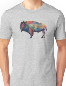 Buffalo, NY Watercolor Unisex T-Shirt