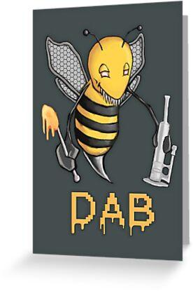 Bee Dab by NachoMack