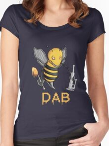 Bee Dab Women's Fitted Scoop T-Shirt