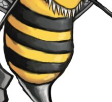 Bee Dab Sticker