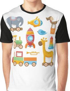 Baby And Kids Toys Graphic T-Shirt
