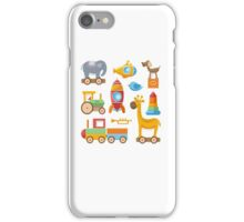 Baby And Kids Toys iPhone Case/Skin
