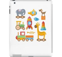 Baby And Kids Toys iPad Case/Skin