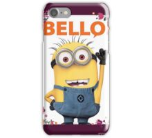 Bello Minion iPhone Case/Skin
