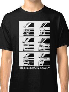 Mitsubishi Evolution. Legendary Family Classic T-Shirt