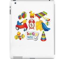 Baby Toy iPad Case/Skin
