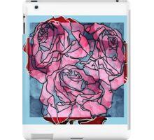 3 roses iPad Case/Skin
