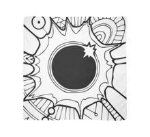 Solar Eclipse - Mono Scarf