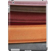 Coloured Suede iPad Case/Skin
