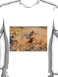 Warthog - Dust, Tusks and Hormones T-Shirt