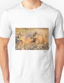 Warthog - Dust, Tusks and Hormones Unisex T-Shirt