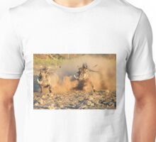 Warthog - Dust, Tusks and Hormones Unisex T-Shirt